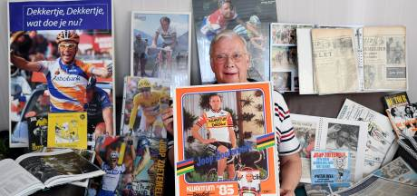 Harry van Doren (78) krijgt vlinders in zijn buik van de Tour de France