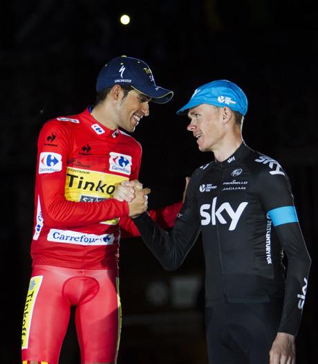 Realiseert Froome de dubbel in afscheidstournee Contador?