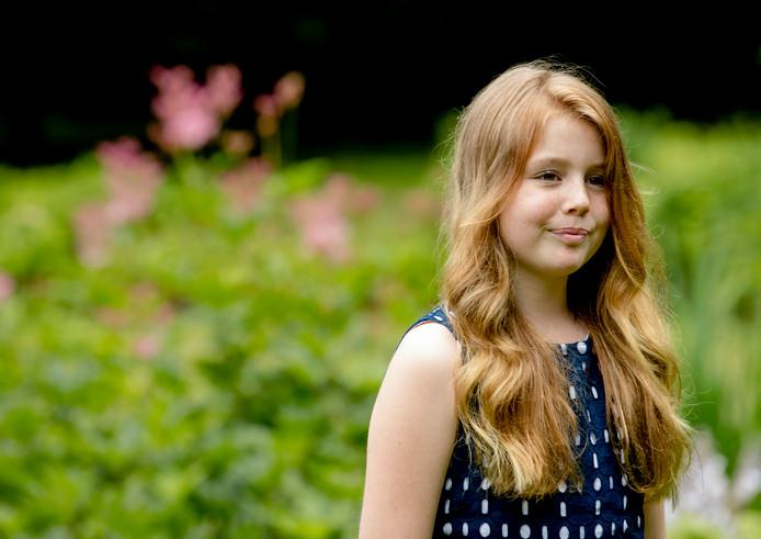 Prinses Alexia Viert Twaalfde Verjaardag En Vlaggen Hoeft Niet