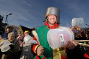MaMi-spektakel 2012: wereldrecordpoging emmertrommelen