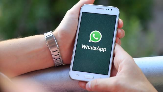 WhatsApp werkt vanaf 1 januari niet meer op oudere smartphones