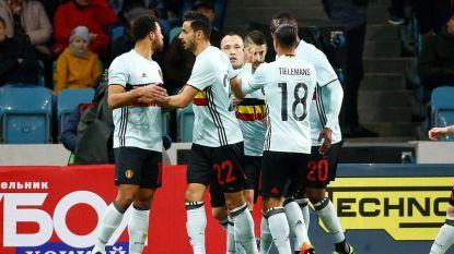 Rode Duivels behouden zevende plaats op FIFA-ranking, Brazilië nummer één