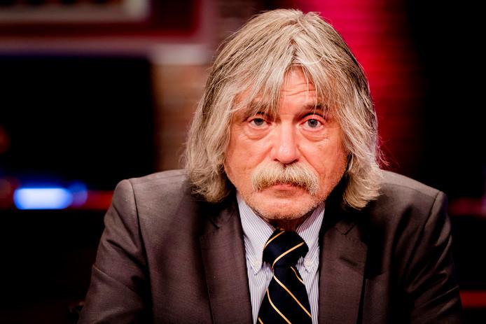 Johan Derksen uitte stevige kritiek op de gang van zaken bij RTL
