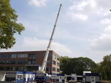 Gemeente Eindhoven legt bouwwerk bij Summa College stil