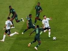 Toch geen FIFA-schorsing voor Nigeria