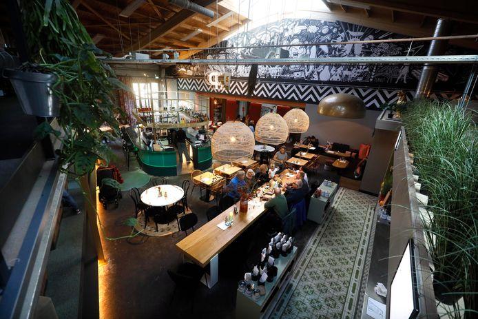 Restaurant de Plek aan de Hatertseweg in Nijmegen.