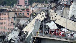 """Ingestorte brug """"gevolg van achterstallig onderhoud"""", drie kinderen onder dodelijke slachtoffers"""