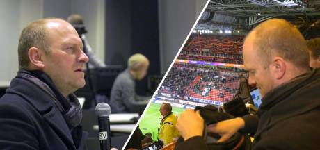Een dag in het spoor van PSV-clubwatcher Rik Elfrink: 'Voetbal is meer dan een spelletje'