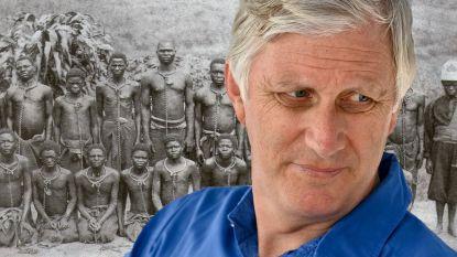 """Koning Filip betuigt """"diepste spijt"""" aan Congo voor gruweldaden uit koloniale verleden"""