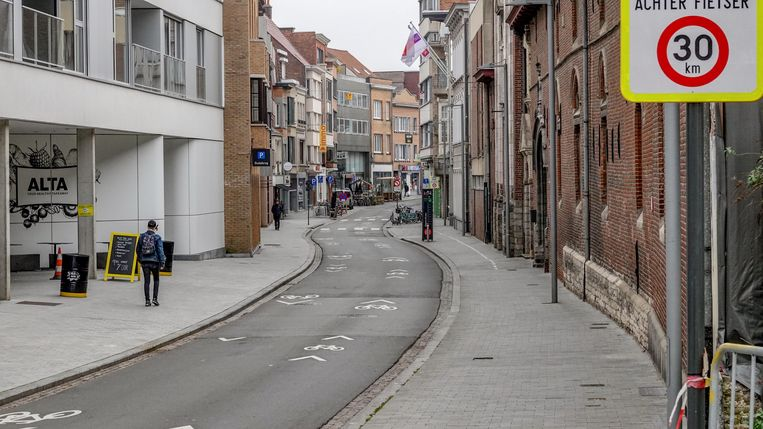 De Budastraat.