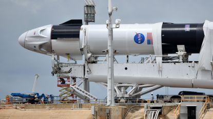 LIVE. Raket van historische ruimtemissie ook even zichtbaar met het blote oog in België - Volg de lancering van de Crew Dragon vanavond op HLN LIVE