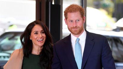 Binnenkort bij Oprah op de bank? Harry en Meghan gaan in zee met Apple TV