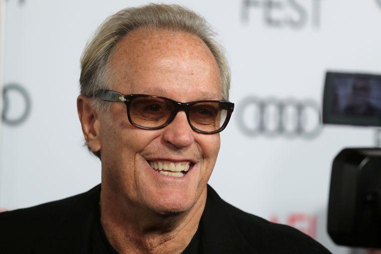 Peter Fonda op het AFI Film Festival in Los Angeles, 2017.