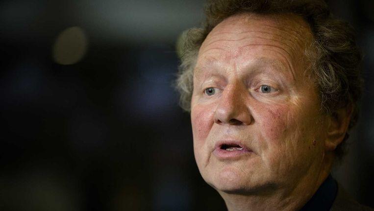 Bram van Ojik, fractieleider van GroenLinks Beeld anp