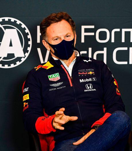 Horner: 'Hopelijk kunnen we het Mercedes volgend jaar moeilijker maken'