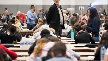6.052 kandidaten wagen zich vandaag aan het toelatingsexamen voor arts