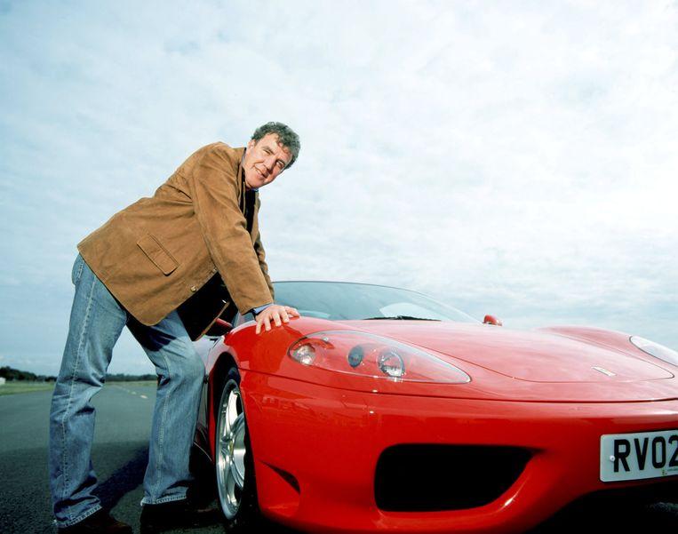 Jeremy Clarkson. Beeld epa