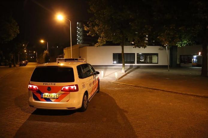 Er zijn schoten gehoord op het Nederlandplein in Eindhoven