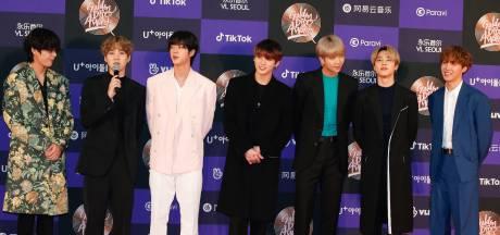 K-pop-act BTS komt deze zomer naar Rotterdam