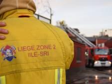 Une personne a été brûlée dans l'incendie d'une maison à Vottem