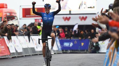 KOERS KORT (8/2). O'Connor wint koninginnenrit in Bessèges - Vandenbergh mogelijk bezig aan laatste jaar
