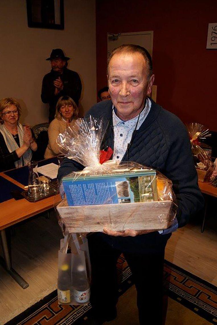 Marcel Van Snick op zijn allerlaatste gemeenteraad.