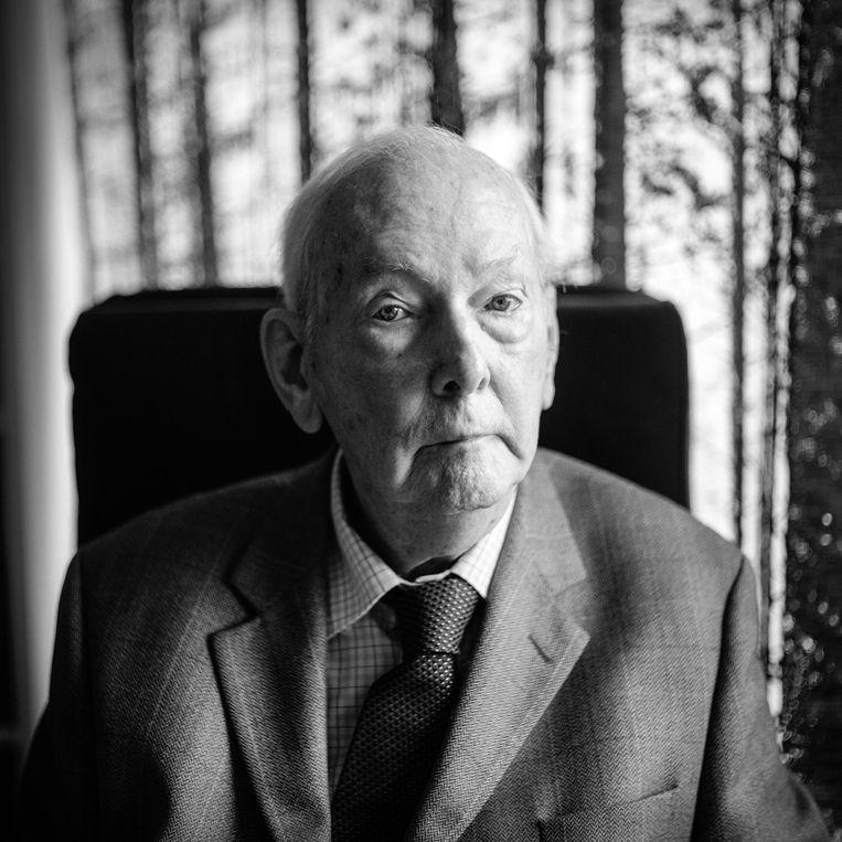 Joop Hueting in 2012.  Beeld Joost van den Broek