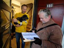 Baasjes, doe snel aangifte; De hondencontroleur komt naar Kapelle