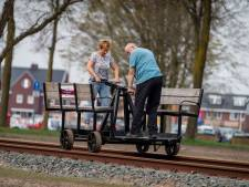 Hengelose politiek roert zich: 'Spoorfietsen moet doorgaan'
