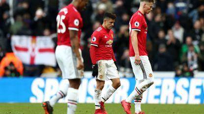 FT buitenland: Lukaku en Manchester United blameren zich bij staartploeg Newcastle - T. Hazard verliest derde keer op rij