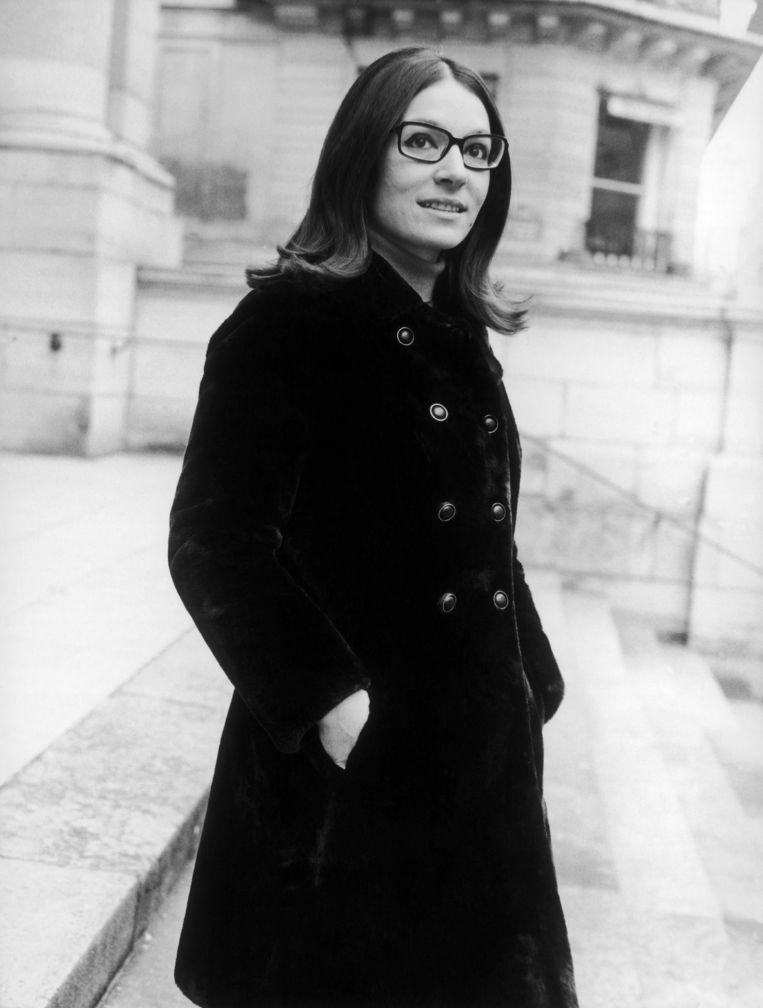 Nana Mouskouri, jaren zestig Beeld Getty Images