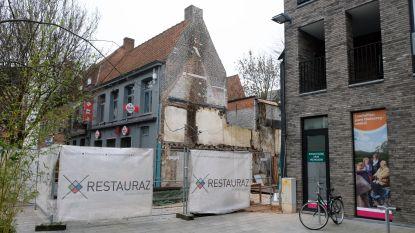 """Bouw café Hermana op Vlasmarkt hervat na Sinksen: """"Pand wordt beter geïsoleerd, tegen geluidsoverlast"""""""
