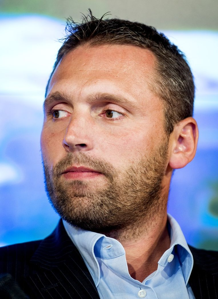 Stefan Matschiner Beeld ANP