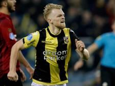 Billenknijpen bij Vitesse: maar crisis afgewend met benauwde zege op Willem II