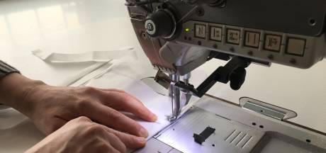 Waalwijks meubelbedrijf DQG stort zich ook op mondkapjes: 'We kunnen er duizenden per dag maken'
