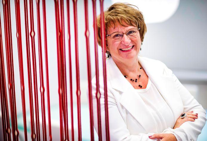 Mariette Hamer, voorzitter SER