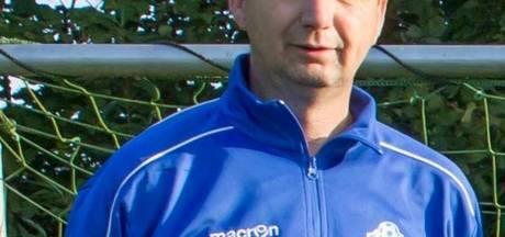 Lepelstraatse Boys in rouw door plotseling overlijden jeugdtrainer Henk de Brouwer