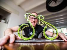 Kunststukje Mike Teunissen bij start Tour de France tot kunst verheven
