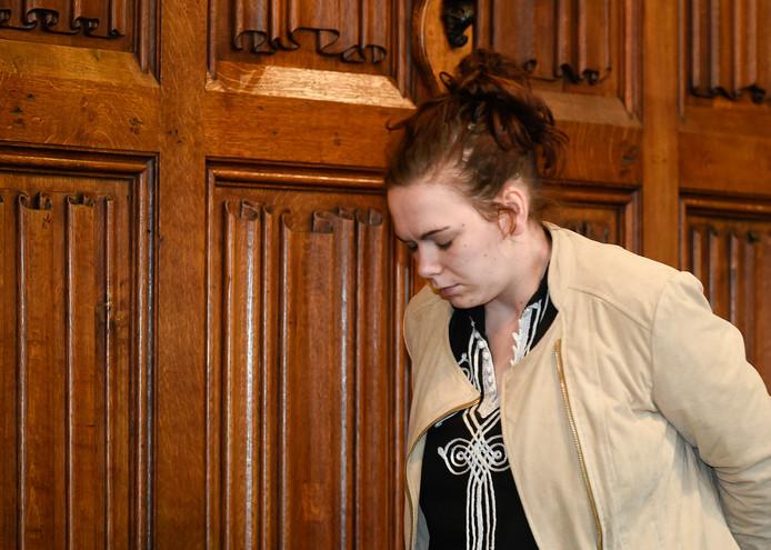 Belinda Donnay a été décrite comme la personne la plus intelligente parmi les cinq accusés du procès. Elle présente, selon les experts, un QI de 95.