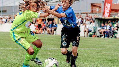 Toppers tekenen present voor 25ste editie U13CUP Bassevelde