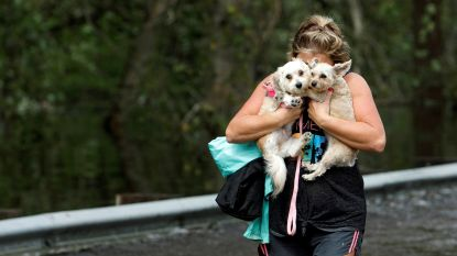 Dodentol storm Florence loopt op tot 32 slachtoffers