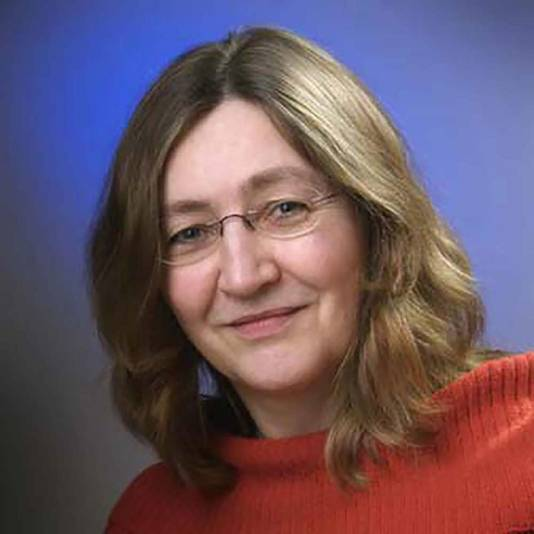 Hoogleraar dyslexie Anna Bosman
