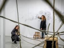 Takken en tekeningen vormen basis installatie in TAC Eindhoven