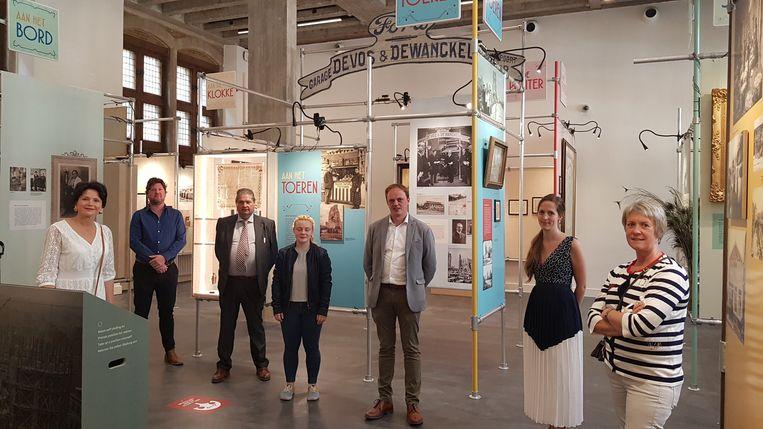 In het Yper Museum kreeg de tentoonstelling 'herSTELLINGEN' dan toch een officiële opening na de lockdown.