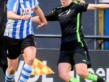 FC Eindhoven Vrouwen geven koploper Saestum in blessuretijd genadeklap