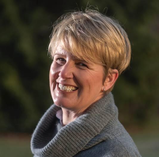 Corine Jansen medeoprichtster stichting Narrative Healthcare Network (NHN) Breda