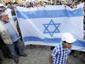 Joodse in Amsterdam mishandeld om Israëlische vlag