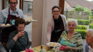Senioren schuiven aan in Dorpsrestaurant