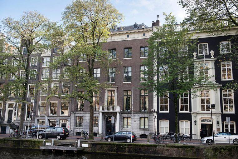 De ambtswoning op de Herengracht. Beeld anp