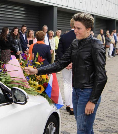 Shorttrack - en schaatswereld neemt afscheid van Lara van Ruijven